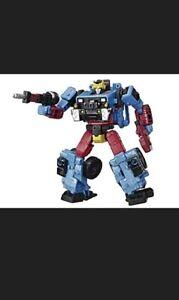 Transformers Generations Selects Hot Shot Figure