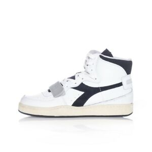 b476b7ae Details about SNEAKERS MAN DIADORA MI BASKET USED 501.174766.C0351 CASUAL  STYLE SNKRSROOM WHIT