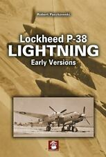 Yellow: Lockheed P-38 Lightning Early Versions by Robert P&281;czkowski (2017, Hardcover)