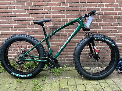 """Fatbike Mountainbike 26 Zoll 44 cm 24 Gang """"Beinaiqi ..."""