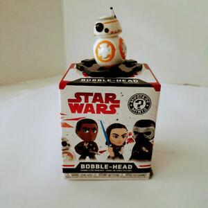 Funko-Mystery-Mini-STAR-WARS-The-Last-Jedi-BOBBLE-HEAD-BB-8-DROID-1-6-New-In-Box