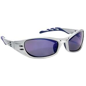 3M Blue Safety Sunglasses