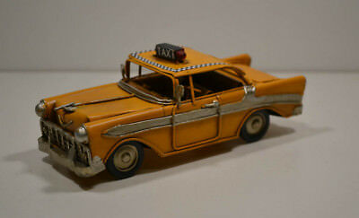Ungleiche Leistung 16,5 X 7 X 6,5 Cm 11 PräZise Blech-auto Ca Taxi Ny