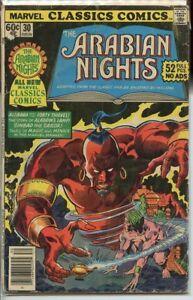 Marvel-Classics-Comics-1976-series-30-good-comic-book