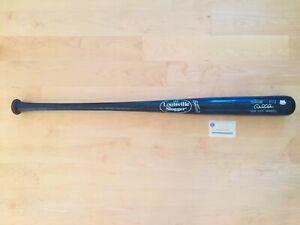 Derek Jeter Game Used Baseball Bat, Uncracked, 2010 Yankees,Steiner COA