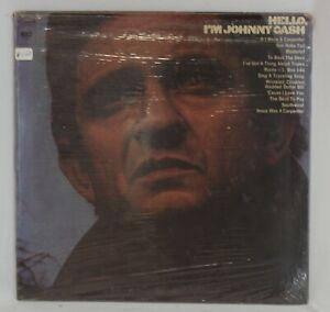 Hello-I-039-m-Johnny-Cash-Vinyl-Record-Album-LP-Vintage-KCS-9943-Columbia-VG-Vinyl