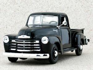 CHEVROLET 3100 Pick up - 1950 - black - Maisto 1:25