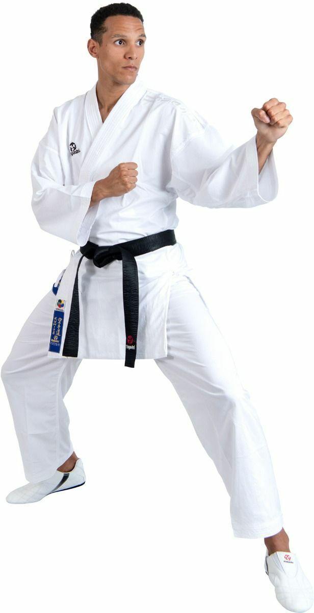 Hayashi Karate-Gi Premium Kumite, Gr. 140-200cm. Karateanzug der Spitzenklasse.