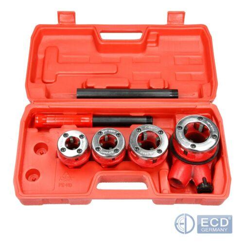Kit filiera valigetta filettatura per tubi indraulica filettatrice 13//19//25//32mm