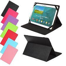 Universal Slim Tasche Case Hülle Samsung Galaxy Tab 3 4 S S2 A 10.1 Cover Schutz
