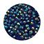 thumbnail 52 - 1000-Rhinestones-Crystal-Flat-Back-Resin-Nail-Art-Face-Gems-Crafts-Festival