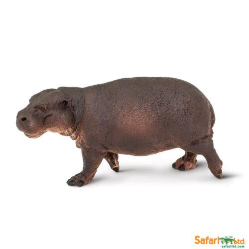 Safari Ltd 229229 Ippopotamo Pigmeo 8 Animali Selvatici cm Novità 2018