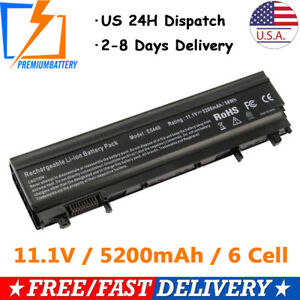 New-For-Dell-Latitude-E5440-E5540-Battery-Type-VV0NF-451-BBIE-11-1V-65Wh-6-Cell