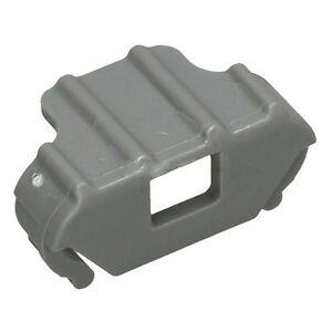 Pack of 2 Beko DW686 Dishwasher Rear Rail Cap