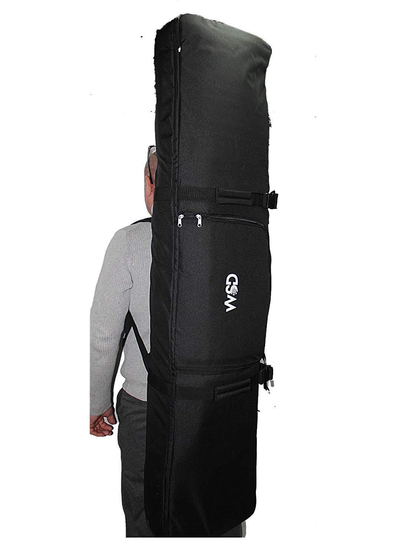 Snowboard bag Wheelie padded Deluxe travel bag NEW WHEELIE TRAVEL BAG