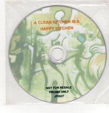 (GH464) A Clean Kitchen Is A Happy Kitchen - DJ CD