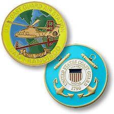 USCG Air Station San Francisco Challenge Coin US Coast Guard CGAS California CA