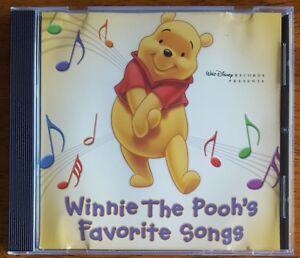 Winnie-The-Pooh-039-s-Favorite-Songs-CD-Buy-1-Item-Get-1-to-4-at-50-Off