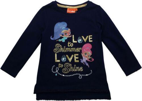 Shimmer and Shine Kids Jewel Long Sleeve T Shirt