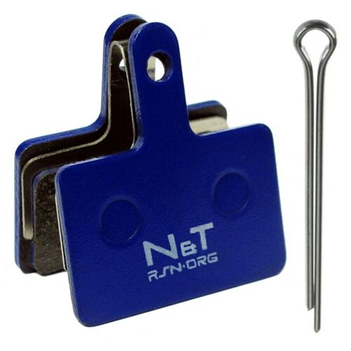 NT-BP004 Disc Brake Pads compatible with Shimano Alivio BR M395 M415 M445 M446