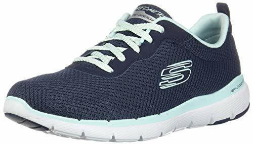 Skechers 13070   Nvaq avec bleu Flex Appeal 3.0 chaussures pour femmes Sportif