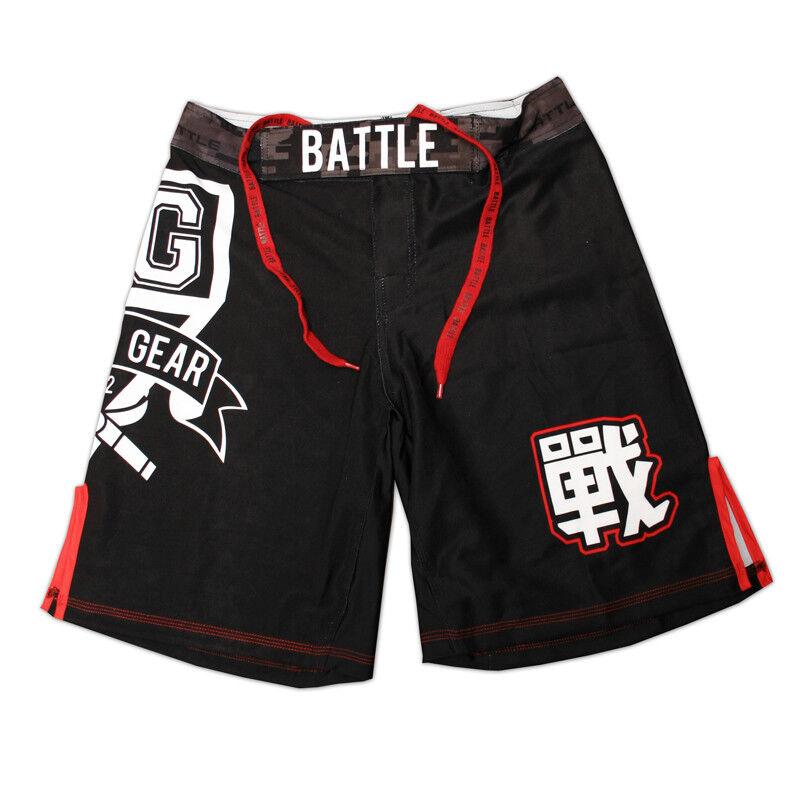 V2 Brazilian Jiu Jitsu BJJ Shorts for No Gi and MMA by Battle Gear