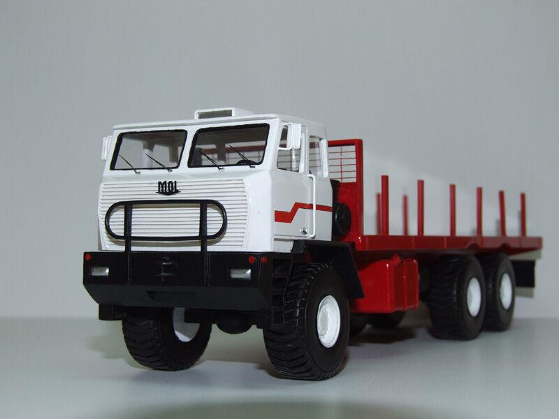 1/50 Mol f6565 6x6 yacimientos de petróleo Camión-Alta Calidad Kit De Resina por fankit Modelos