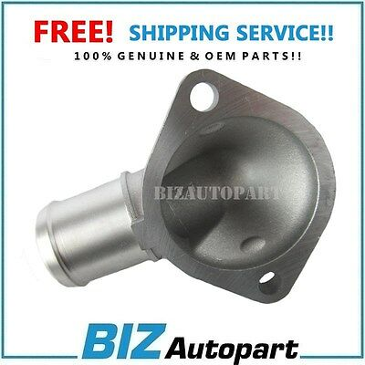 New Genuine Water Coolant Outlet Fitting OEM For KIA 256323CAA0