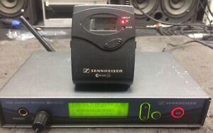 Sennheiser EW500 G2 con bodypack, 1 ANNO DI GARANZIA, range 740-776 MHz