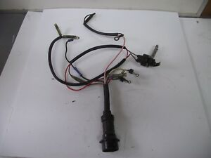 details about yamaha outboard motor engine wiring loom later 50 55 60 hp 2 cyl only used, Yamaha Outboard Troubleshooting
