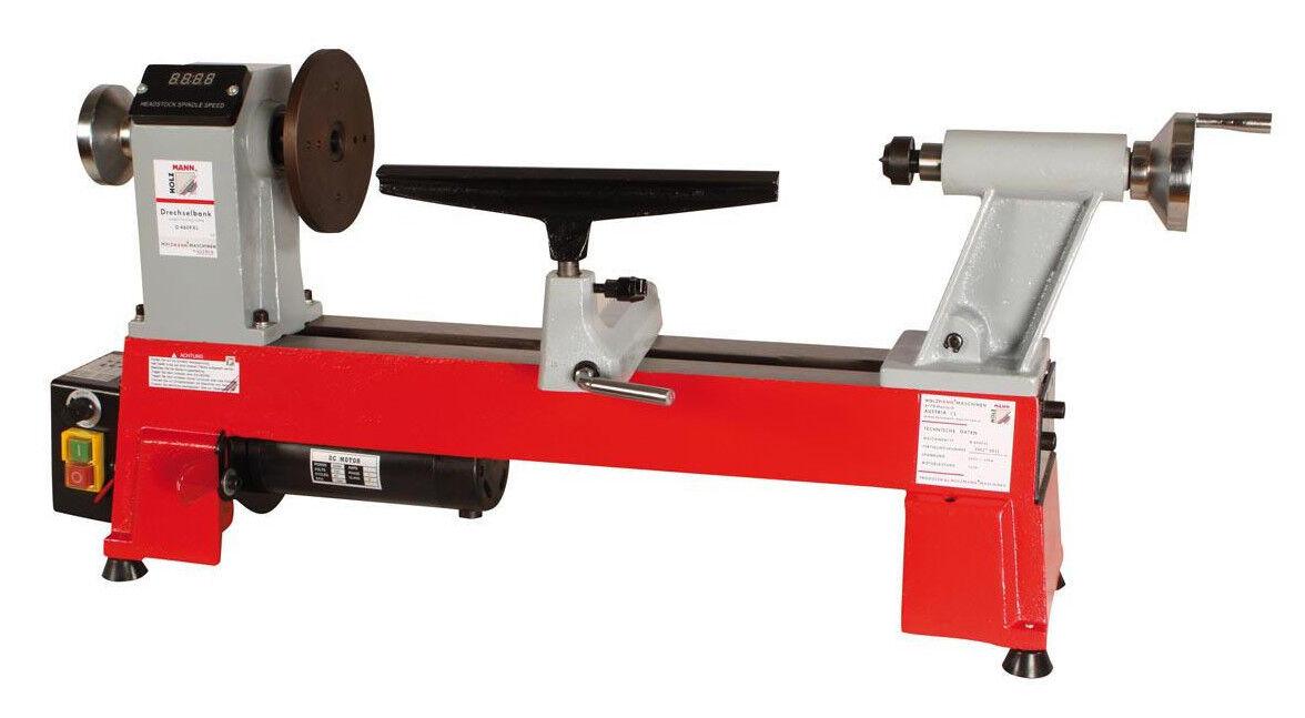 Holzmann Drechselbank D460FXL 230V mit variabler Drehzalregulierung