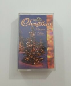 The Feeling of Christmas Christmas Music Cassette