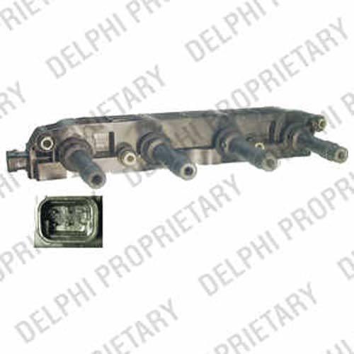Delphi bobina d/'accensione ce10000-12b1 per Opel