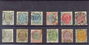 DINAMARCA-YT-1875-1903-N-22-29-USADO