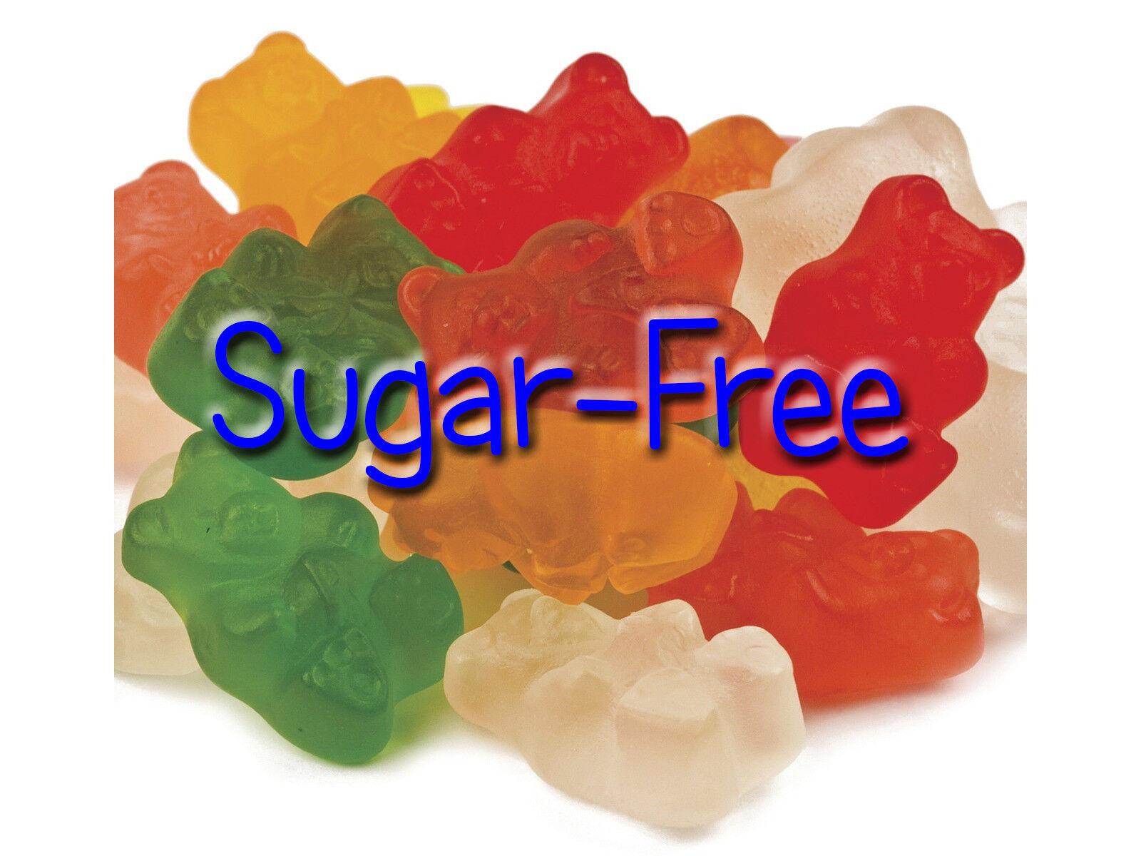 Albanese 2 lb SUGAR FREE Gummi Bears
