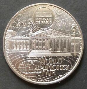 Monnaie de Paris World Money Fair Berlin 2015 medaille MDP penning