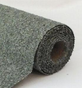 1-x-Roll-48-034-x-12-034-Extra-Fine-Grey-Granite-Ballast-Railroad-Mat-Tracked48-Post