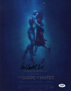 Details about Guillermo del Toro SIGNED 11x14 Photo The Shape of Water  PSA/DNA AUTOGRAPHED
