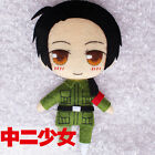Axis Power Hetalia APH DIY Wang Yao Toy Doll Keychain Material MH