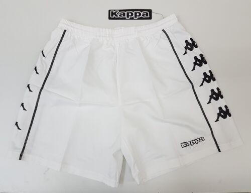 Kappa Herren Short Hose Pant Training Sport Fitness Fußball Tropea weiss XL