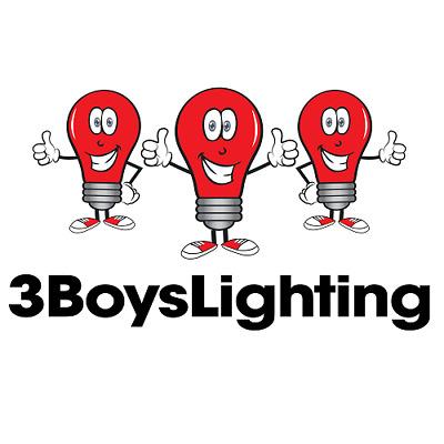 3-Boys Lighting