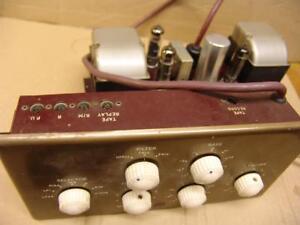 ROGERS-CADET-MKII-MONO-AMPLIFIER-ECL86-amp-pre-amplifier