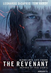 THE-REVENANT-Movie-PHOTO-Print-POSTER-Film-Art-Leonardo-DiCaprio-Tom-Hardy-001
