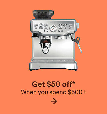 Spend $500+, take $50 off*