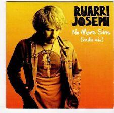 (EM595) Ruarri Josheph, No More Sins - 2013 DJ CD