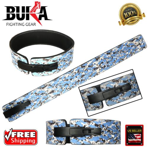 BUKA Weight Power Lifting Gym Fitness Back Support Bodybuilding Power Lever Pro