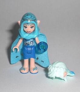 LEGO-Elves-Naida-Riverheart-41180-Figur-Minifig-Elfe-Elfen-Elb-41180