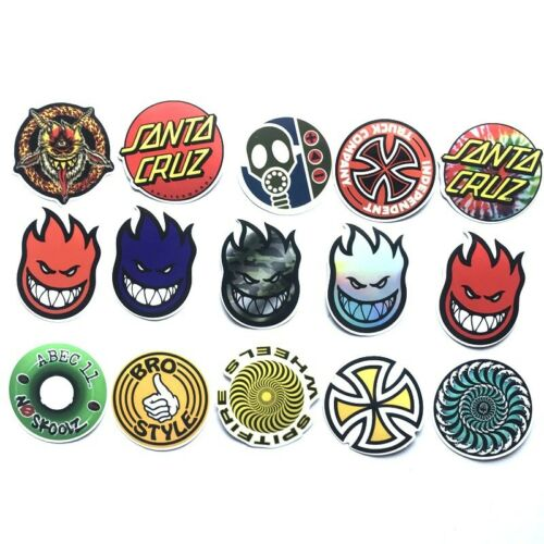 100Pcs//Lot Stickers Bomb Decals Vinyl Roll Car Skate Skateboard Laptop Luggage