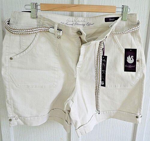 Shorts Maat 10 Beige Dames Gloria Nwt Vanderbilt gq4S11