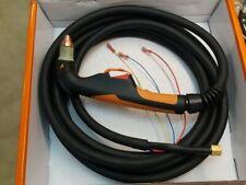 X45 Plasma Hand Torch 6m Uses Hypertherm Parts Fit Everlast Longevity Lotos